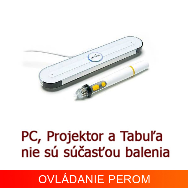 Systém eBeam Edge Plus USB